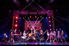 School of Rock Australian production