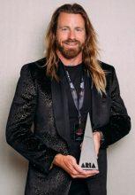 Scott Maxwell ARIA Music Teacher of the Year award 2018