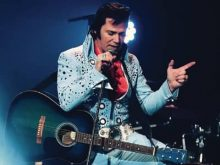 Legends In Concert Kevin Mills as Elvis Presley