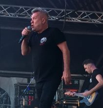 Jimmy Barnes at Red Hot Summer Mornington 2019 photo Noise11.com