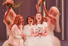 Muriels Wedding Australian cast