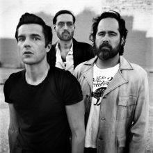 The Killers photo by Anton Corbijn