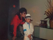 Leaving Neverland, Michael Jackson