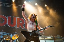 Airbourne photo by Ros OGorman