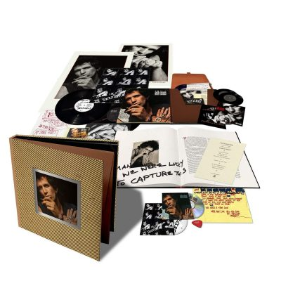 Keith Richards Talk Is Cheap 30th anniversary