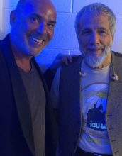 Scott Dorsey and Yusuf Cat Stevens