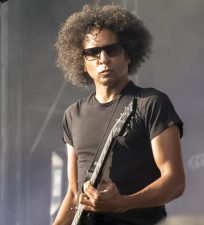 William DuVall of Alice In Chains at Download Melbourne 2019 photo by Mary Boukouvalas