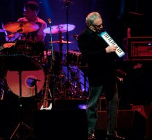 Donald Fagen and Steely Dan photo by Ros O'Gorman