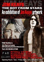 Jim Keays exhibition
