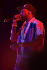 Kanye West photo by Ros O'Gorman