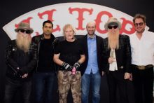ZZ Top the musical