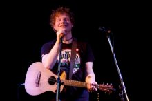 Ed Sheeran photo by Ros O'Gorman