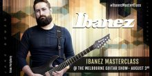 Jake Bowen of Periphery to host Masterclass at Melbourne Guitar Show 2019