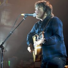 Jeff Tweedy of Wilco photo by Ros O'Gorman