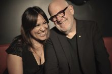 Kate Ceberano and Paul Grabowsky