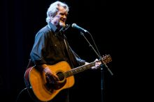 Kris Kristofferson phot by Ros O'Gorman