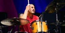 Brad Wilk of Rage Against The Machine