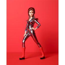 David Bowie Ziggy Stardust Barbie