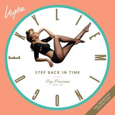 Kylie Minogue Step Back In Time
