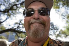 Phil Tripp at the Aussie BBQ SXSW 2009