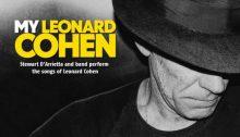 Stewart D'Arietta My Leonard Cohen