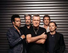 Cold Chisel photo by Daniel Boud