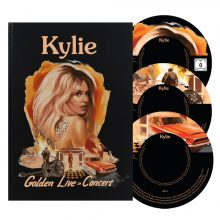 Kylie Minogue Golden Live