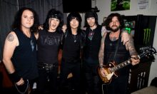 LA Guns photo credit Joe Schaeffer