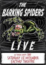 Cold Chisel Barking Spiders Live