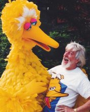 Caroll Spinney: The Voice of Big Bird and Oscar The Grouch