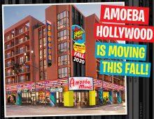 Amoeba Hollywood Blvd