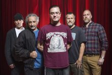 Faith No More by Jimmy Hubbard
