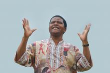 Joseph Shabalala of Ladysmith Black Mambazo