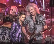 Queen + Adam Lambert Melbourne 19 Feb 20 photo by Mary Boukouvalas