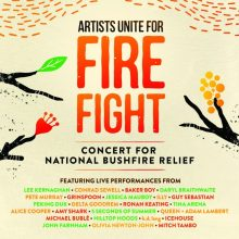 Fire Fight Concert for National Bushfire Relief