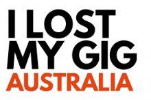 I Lost My Gig