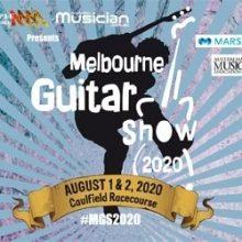 Melbourne Guitar Show 2020