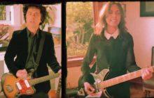 Billie Joe Armstrong and Susannah Hoffs
