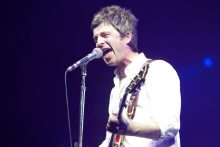 Noel Gallagher photo by Ros O'Gorman