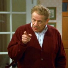 Jerry Stiller as Frank Costanza