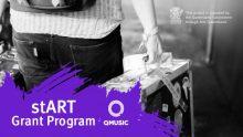 QMusic stART grant