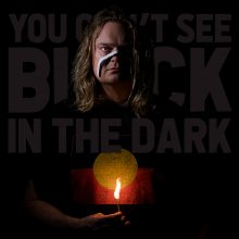 Scott Darlow You Cant See Black In The Dark