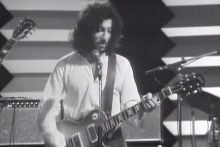 Peter Green of Fleetwood Mac