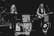 Patti Smith performs Horses at Hamer Hall in Melbourne on Sunday 16 April 2017