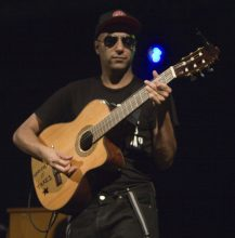 Tom Morello photo by Ros OGorman