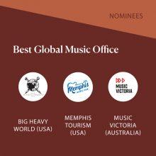 Music Cities Award
