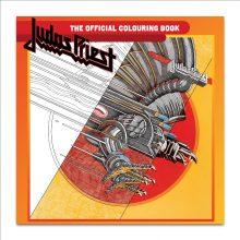 Judas Priest Colouring In Book