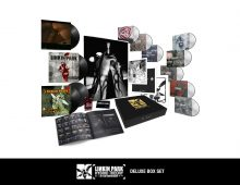 Linkin Park 20th anniversary Hybrid Theory