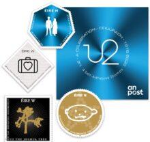 U2 Ireland Stamps