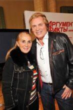 Engelbert Humperdinck and wife Patricia